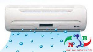 Tính công suất điện năng tiêu thụ của máy lạnh