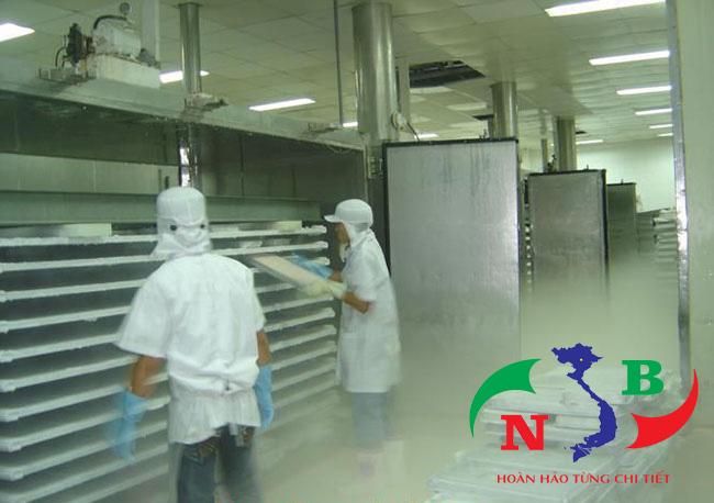 Bảo quản kho lạnh thực phẩm cần tuân thủ những nguyên tắc gì?