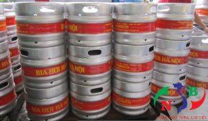 Lắp đặt kho lạnh để bảo quản bia hơi