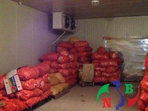 Tìm hiểu kho lạnh dùng để bảo quản nông sản