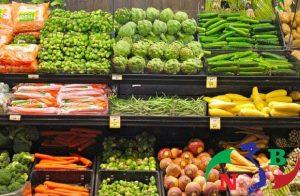 Sử dụng biện pháp kho lạnh để bảo quản rau củ quả