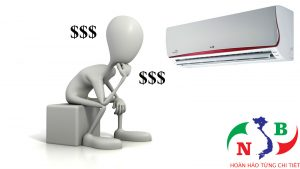 Cách tính mức tiêu hao điện năng của máy lạnh trong 1h