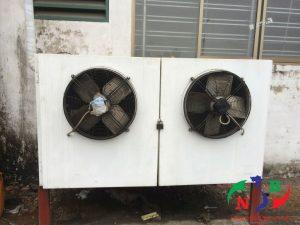 Lắp đặt hệ thống Kho Trữ Đông – Công ty thực phẩm sạch và ngon Việt Nam
