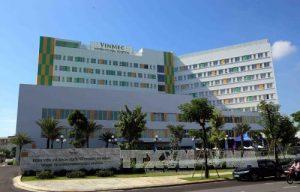 Lắp đặt kho lạnh tại bệnh viện Vinmec – Time city