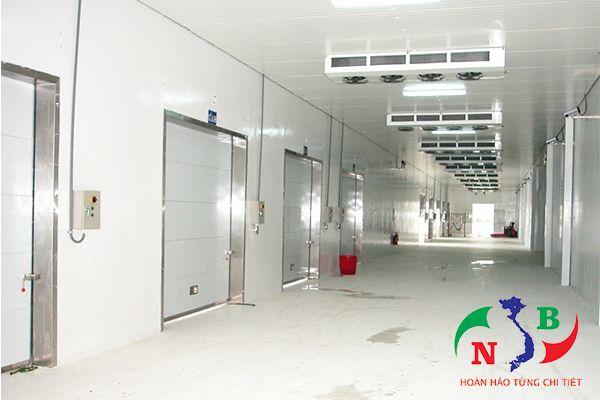 Dịch vụ làm kho lạnh giá rẻ, chất lượng nhất tại Hà Nội