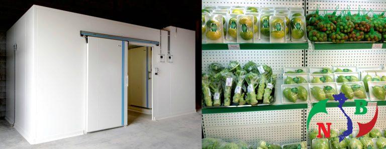 Quy trình bảo quản trái cây bằng kho lạnh