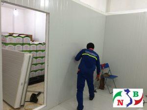 Sử dụng kho lạnh để bảo quản và lưu trữ dược phẩm