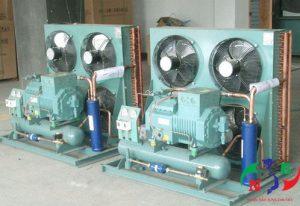 Ưu nhược điểm của cụm máy nén lạnh sản xuất trong nước