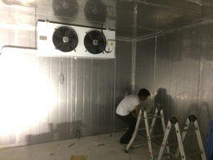 Thiết kế lắp đặt kho lạnh công nghiệp bảo quản thực phẩm