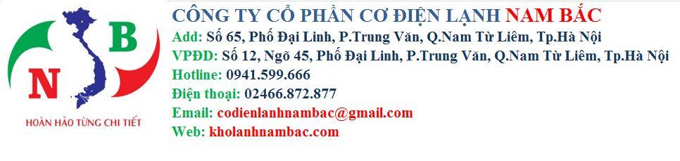 Cung cấp kho lạnh bảo quản Hà Nội giá rẻ – LH 0987193600