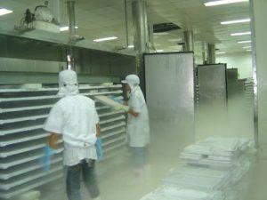 Chú ý gì đối với việc chọn kho lạnh bảo quản thực phẩm