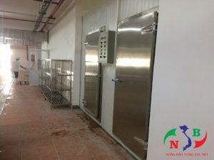 Dịch vụ thuê kho lạnh chuyên dụng chất lượng, giá rẻ
