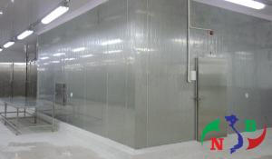 Dịch vụ thiết kế và thi công lắp đặt kho lạnh công nghiệp tại Hà Nội