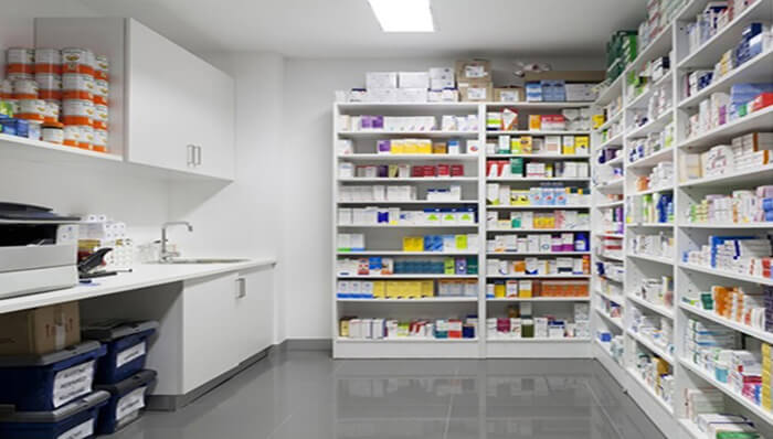 Nên sử dụng kho lạnh trong bảo quản thuốc
