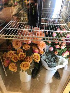 Bảo quản hoa tươi trong kho đông lạnh