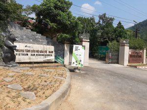 Lắp Kho Lạnh tại Trung Tâm Cứu Hộ Gấu Việt Nam – Tam Đảo,Vĩnh Phúc.