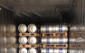 Kho lạnh bảo quản bia hơi giữ nguyên hương vị