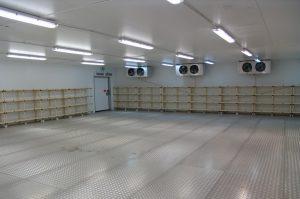 Tiêu chuẩn thi công hệ thống kho lạnh công nghiệp